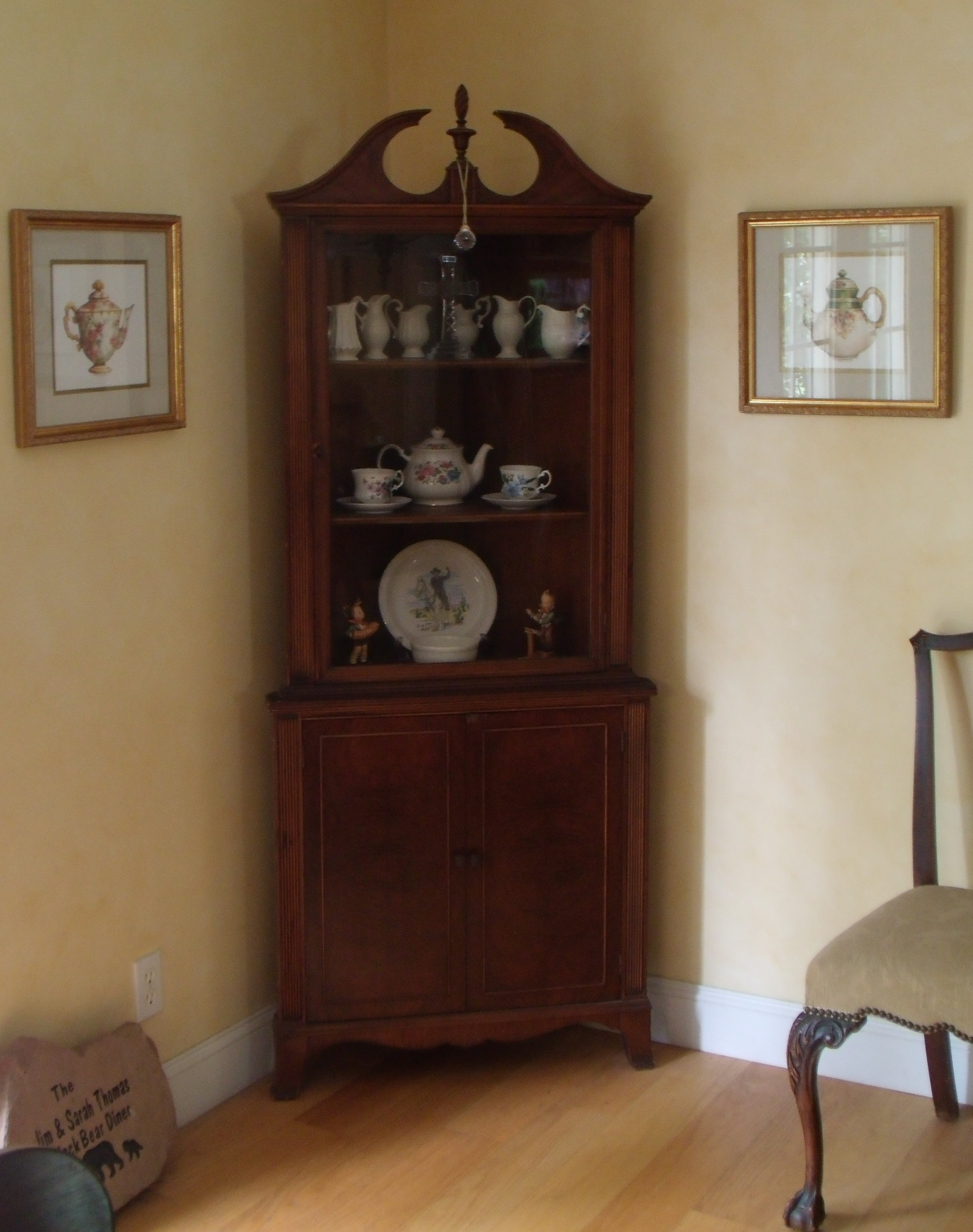 Tea Cupboard