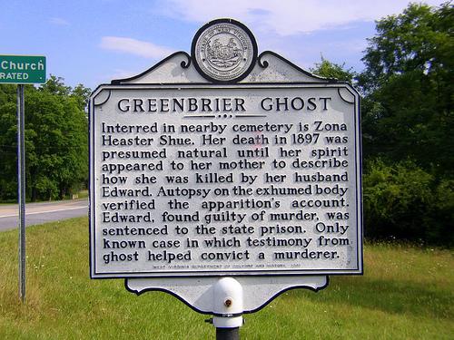 Ghost marker